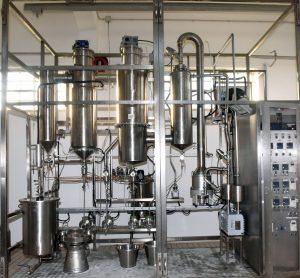 Distillatore molecolare