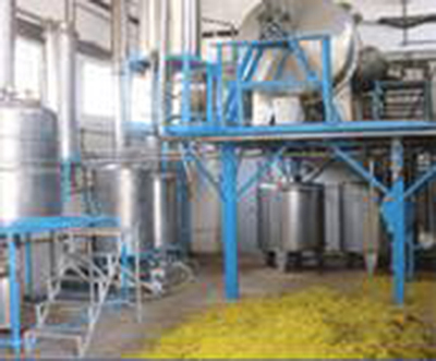 Distillazione sotto vuoto